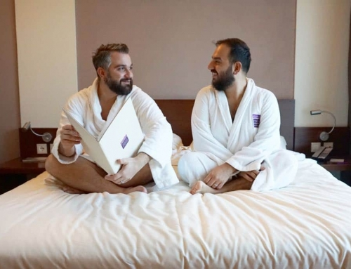 Aqualux Hotel Spa Suite & Terme: Recensione del nostro weekend gay-friendly sul Lago di Garda