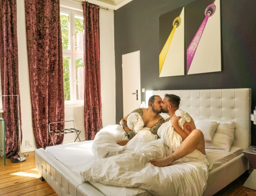 ArtHotel Connection: Recensione dell'hotel gay-friendly di Berlino