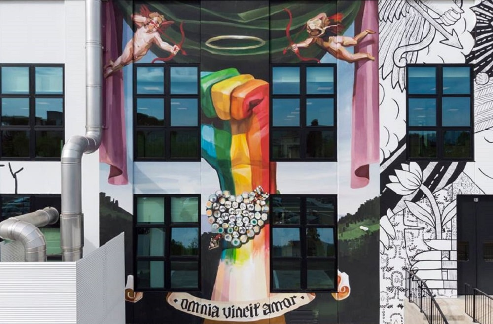 Street art gay dove vedere opere